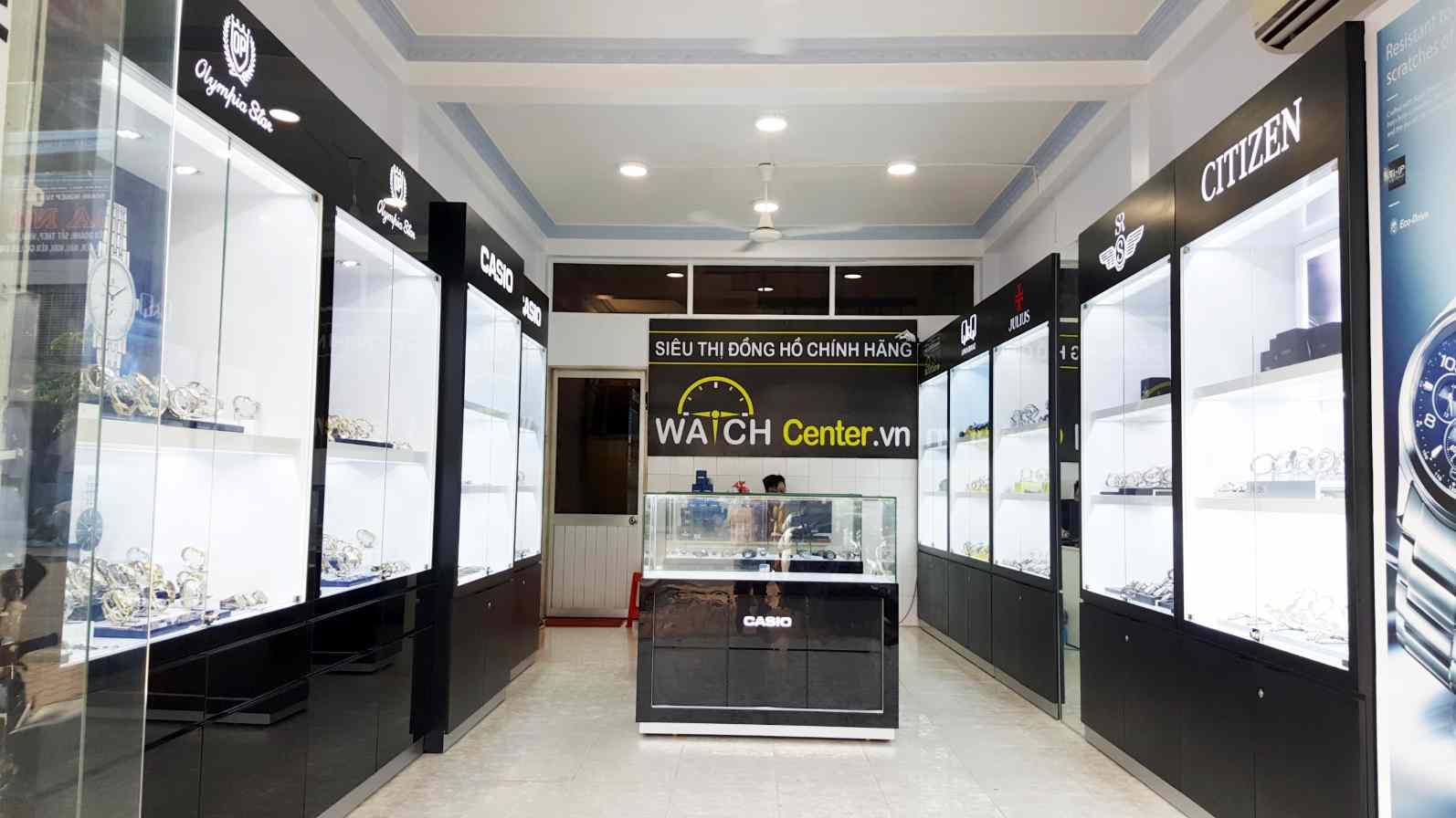 Đồng hồ chính hãngWATCH CENTER Mỹ Tho